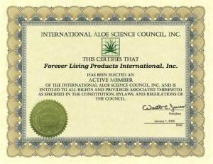 Международный Научный Совет по Алоe